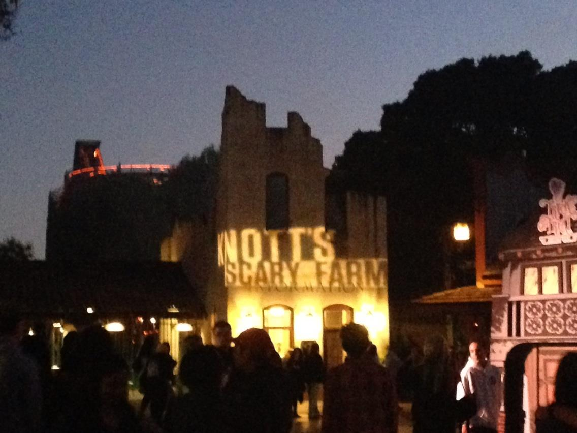 Knott's Scary Farm 2017 Review
