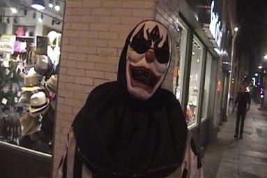 Santa Monica Zombie Crawl 2016 clown