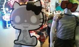 Haunted Little Tokyo 2017 X-Ray Hello Kitty