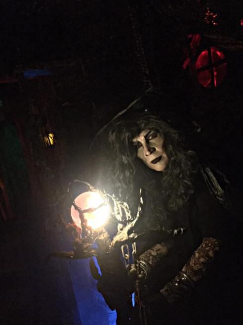 Beware the Dark Realm Witch