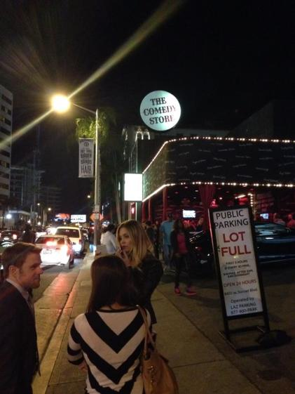 West Hollywood Haunted Pub Crawl: Comedy Store