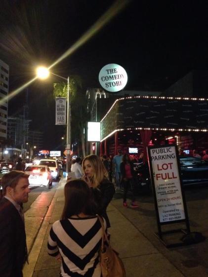 West Hollywood Haunted Pub Crawl: Comedy Store
