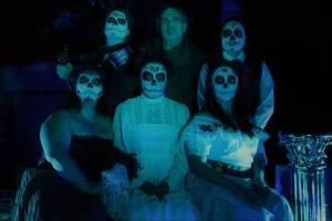 Fallen Saints Dia De Los Muertos