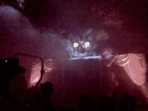 Los Angeles Haunted Hayride 2017 clown facade_1