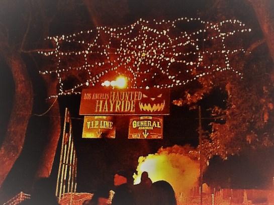 Los Angeles Haunted Hayride 2017 Review