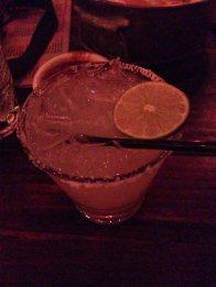 West Hollywood Haunted Pub Crawl: Pink Taco Happy Hour Margarita