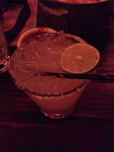 West Hollywood Haunted Pub Crawl: Pink Taco Happy Hour Margarita