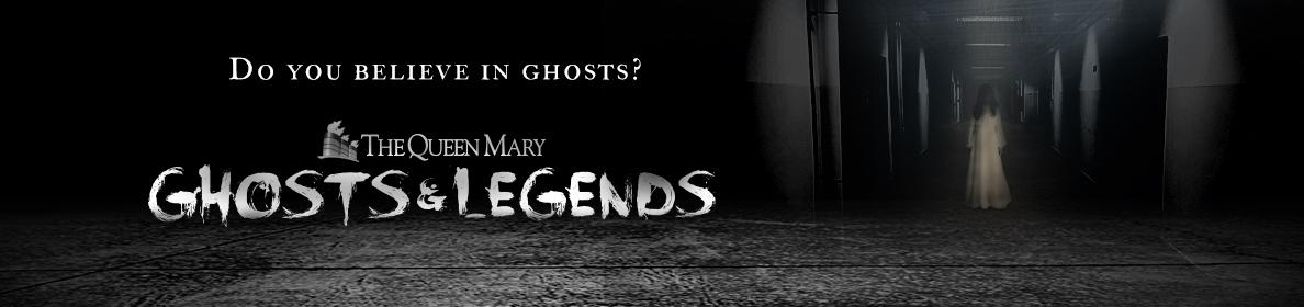 Queen Mary Ghosts & Legends header