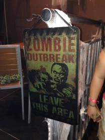 Santa Monica Zombie Crawl Los Angeles 2018 Halloween Recommendations