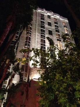 West Hollywood Haunted Pub Crawl: Sunset Tower Hotel