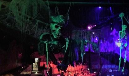 Vampirates 2017 interior theatre
