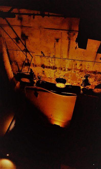 Queen Mary Ghosts & Legends boiler room 1