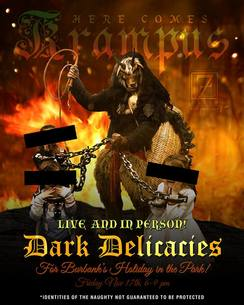 Dark Delicacies: Holiday in the Park on Magnolia Blvd.