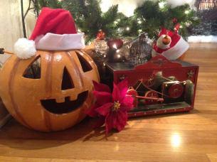 Dysfunctional Christmas Jack O'Lantern