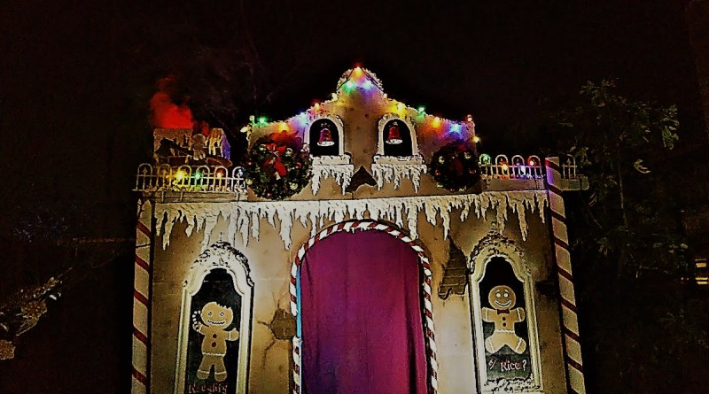 Review: Gingerdead House Holiday Haunt