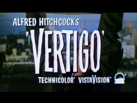'Vertigo' 60th Anniversary Screenings at Laemmle Theaters