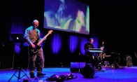 The Sandmen on stage at Saban Theatre