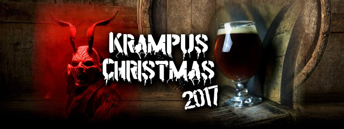 Krampus Christmas 2017