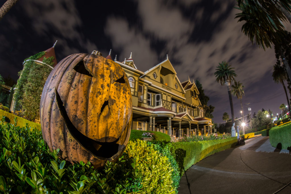 Winchester Mystery House at Midsummer Scream