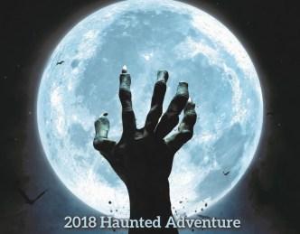 Burbank Haunted Adventure 2018
