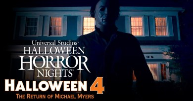 Video: The Return of Michael Myers to Halloween Horror Nights