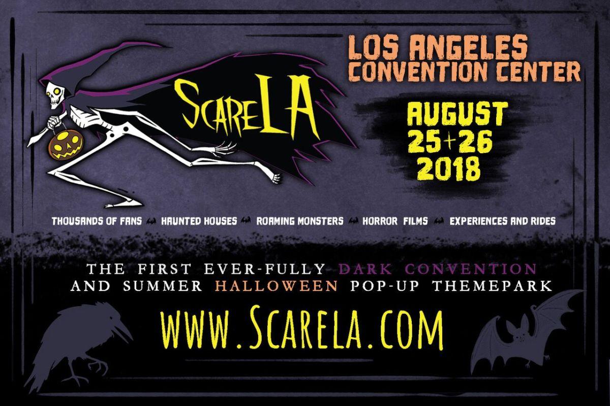 ScareLA Discount Code