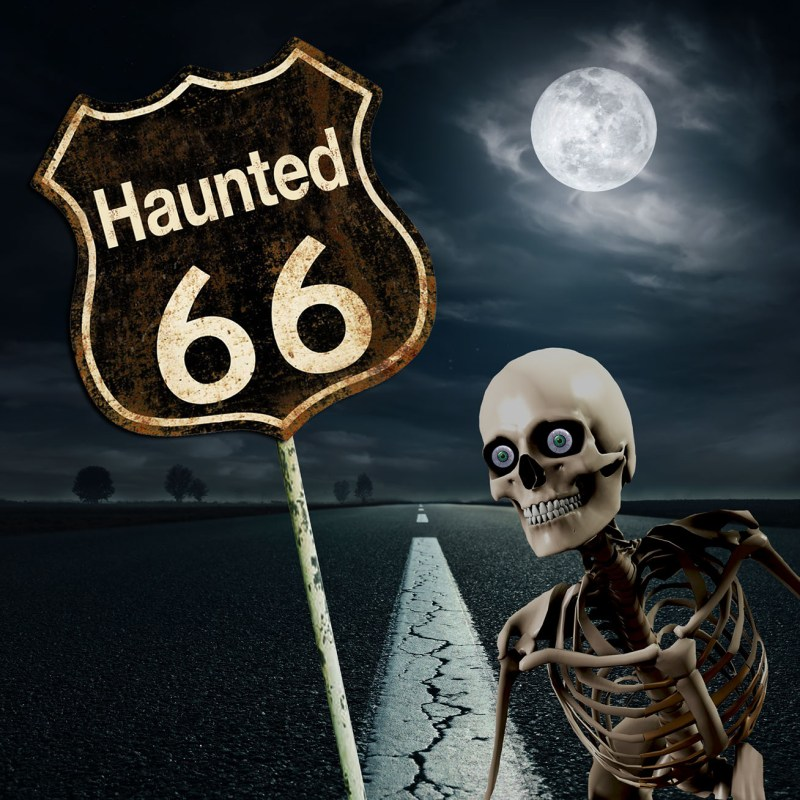 Haunted 66