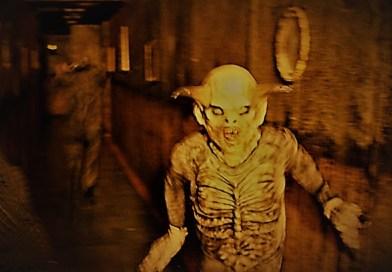 HorrorWorld Into The Black Demon approaching