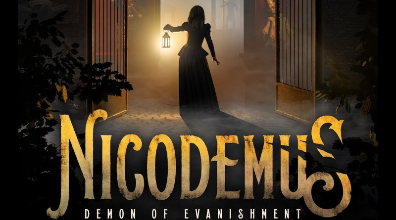 Nicodemus: Demon of Evanishment trailer