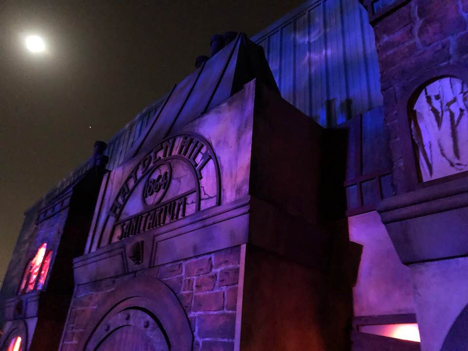 Knotts Scary Farm 2018 Review Paranormal Inc