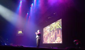 Jeff Tucker Knotts Scary Farm 2018 preview Copyright 2018 Warren So