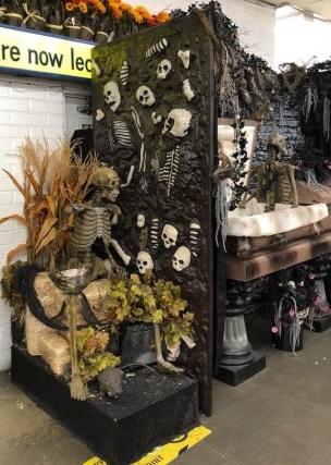 Halloween Los Angeles Flower District