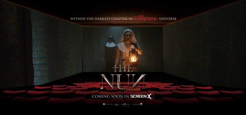 The Nun Review ScreenX