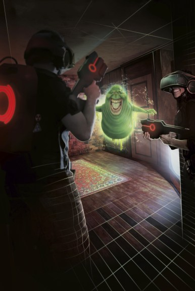 The VOID - Ghostbusters: Dimensions poster