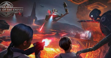 Star Wars Secrets of the Empire Review