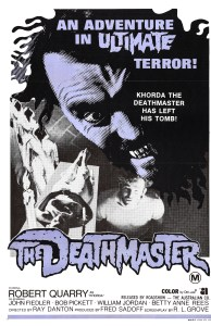 The Deathmaster poster