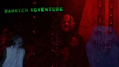 Burbank Haunted Adventure 2018 Review