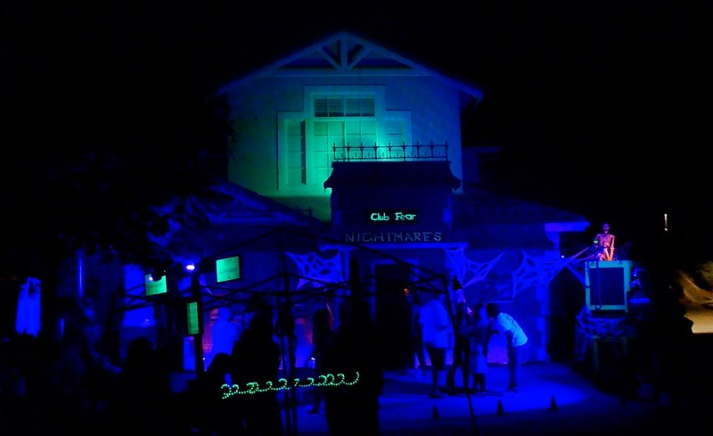 Club Fear 2018 Santa Clarita Yard Haunts