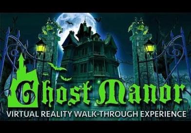 Trailer: Ghost Manor at Castle Dark