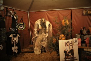 Los Angeles Haunted Hayride 2018 Melissa Carbone Interview