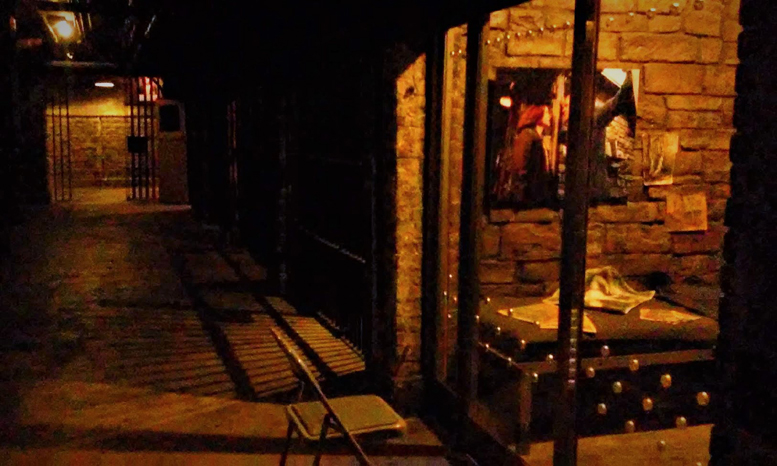 Hollywood Museum Dungeon of Doom Silence of the Lambs prison