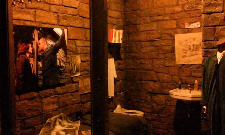 Hollywood Museum Dungeon of Doom Hannibal Lecter cell