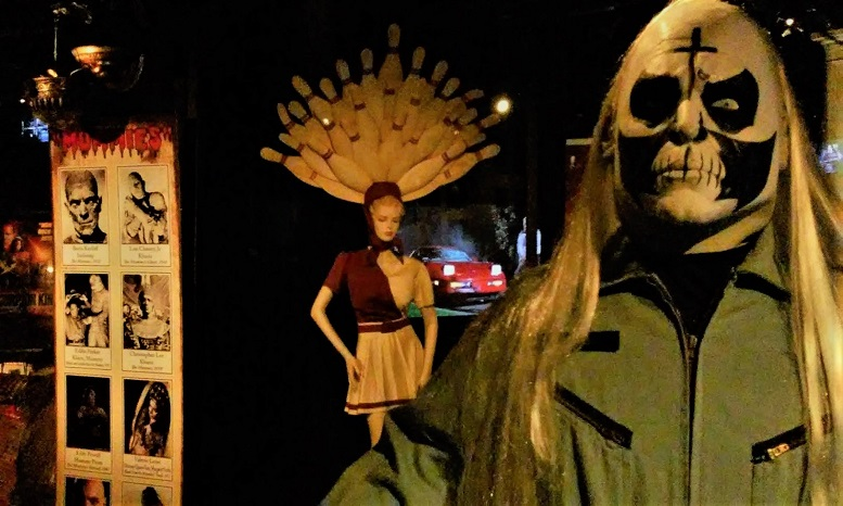 Hollywood Museum Dungeon of Doom Monsters Mummies & Mayhem