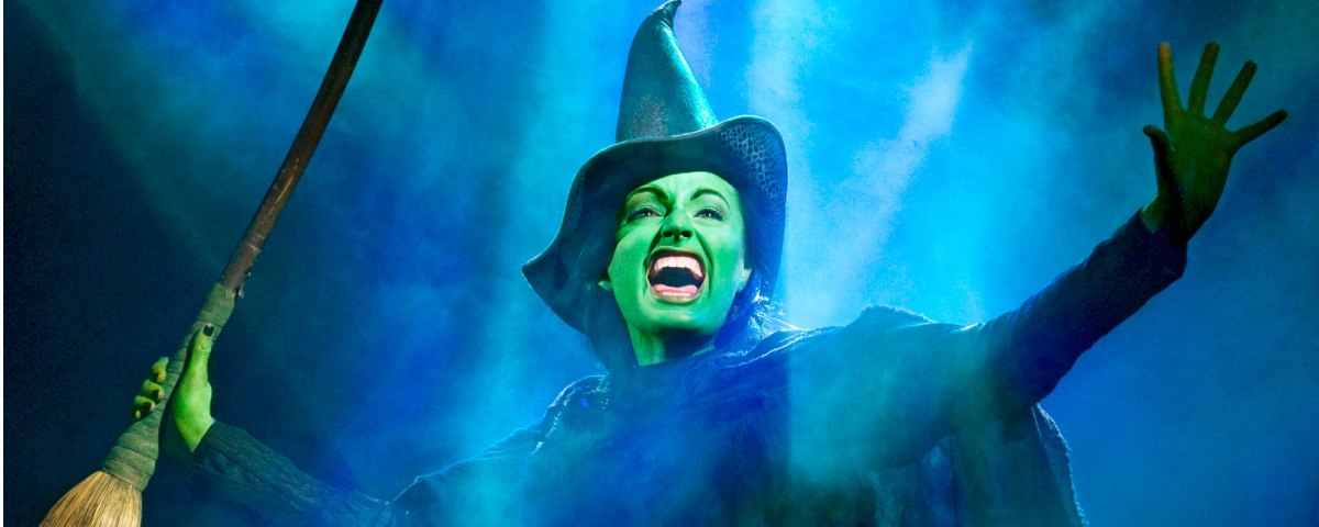 Wicked (The Musical Prequel to Wizard of Oz)