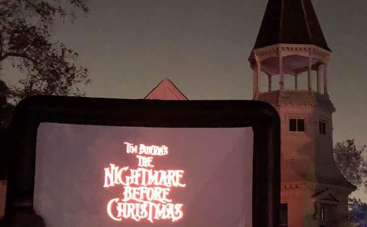 Heritage Square Museum Yuletide Cinema 07 Nightmare Before Christmas