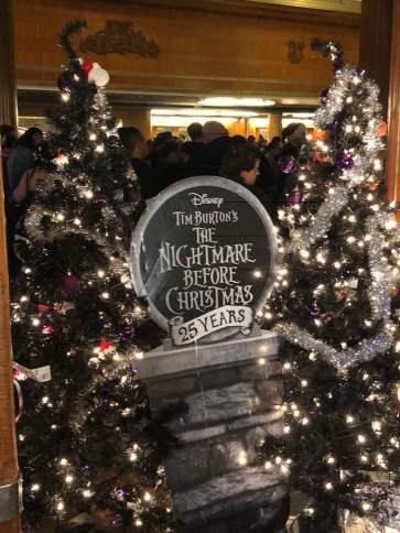 Nightmare Before Christmas Beer Fest review