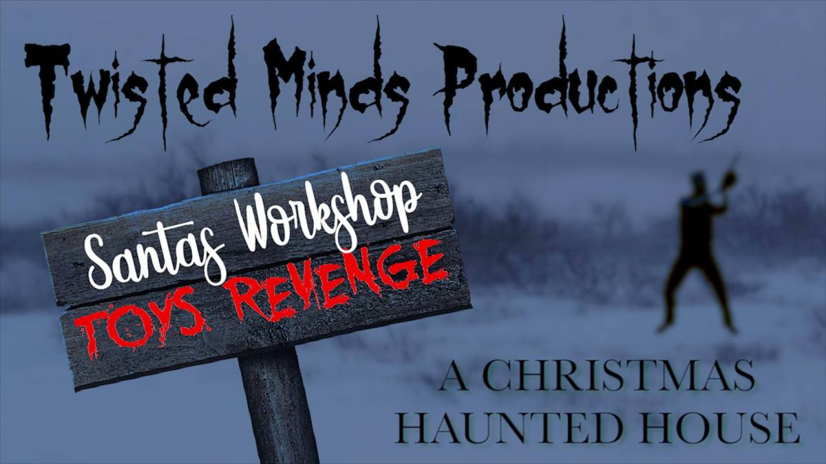 Santa's Workshop: Toys Revenge Haunted House