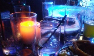 Rockwell Table Stage drinks