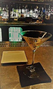 Cauldron Vesper Martini