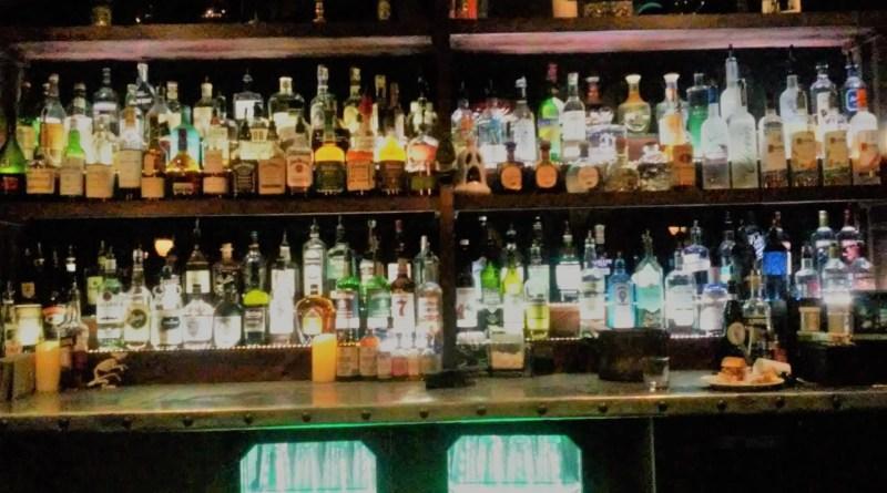 Cauldron bar bottles